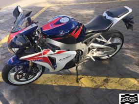 Moto Honda Cbr 1000 Fireblade 2011 Sem Detalhes