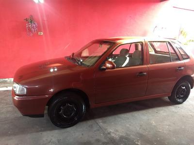 Volkswagen Gol 1998 1.6 Mi Cl 5p Gasolina
