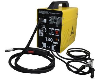 Máquina De Solda Mig 130 - Não Usa Gás - Arame Grátis - 110v