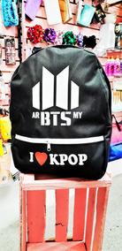Mochila Bts K-pop