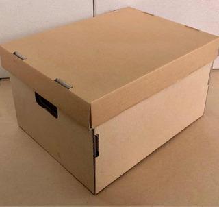 Caja Archivo Americana Premium 43x33x25 Pack X10 Uni