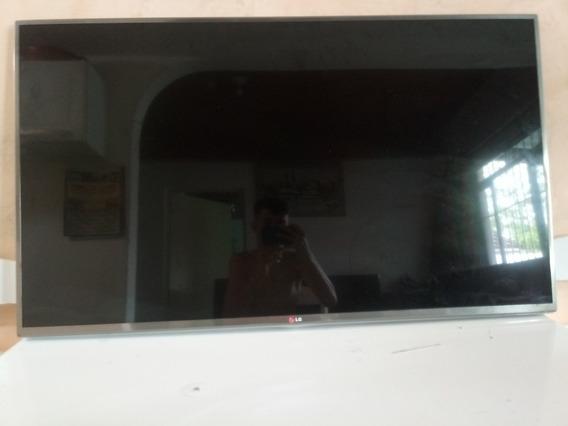 Smart Tv 3d Lg 47. Obs(tela Trincada)