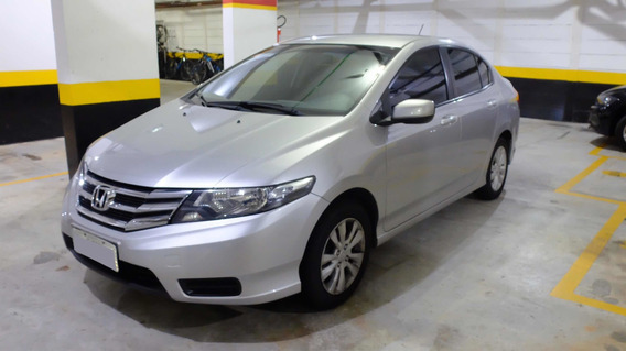 Honda City 1.5 Lx Flex Aut. 4p 2013