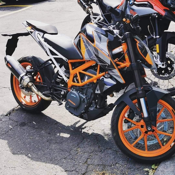 Motocicleta Ktm Duke 390 Abs,