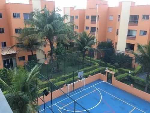 Apartamento No Cibratel, Lado Praia