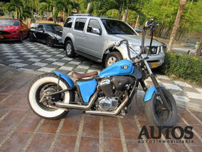 Honda Shadow Bubber Cc600