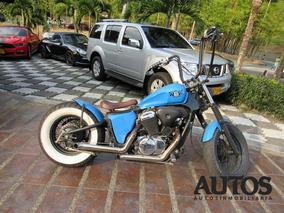 Honda Shadow Bubber Cc600