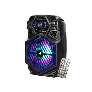 Parlante Bluetooth Noga Ng-bt800 1000w Led Rem Control