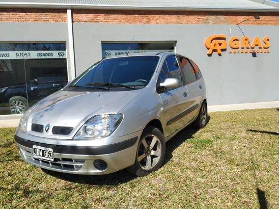 Renault Scenic 1.6 - 16v Confort 2010 Financiado