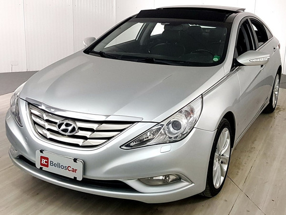 Hyundai Sonata 2.4 Mpfi I4 16v 182cv Gasolina 4p Automát...