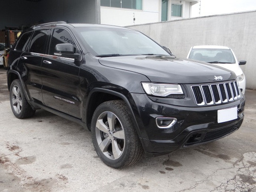 Jeep Grand Cherokee 3.6 Limited 4x4 V6 24v Gasolina 4p Auto