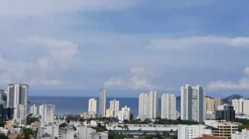 Imagen 1 de 14 de Penthouse En Acapulco Con Vista Al Mar