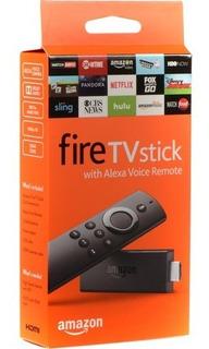 Amazon Fire Tv Stick Con Comando De Voz A Distancia De Alexa