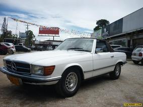 Mercedes Benz Clase Sl Cabriolet