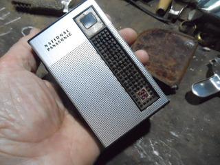 Radio Portatil Panasonic Mod R -1031 Funciona River Boca