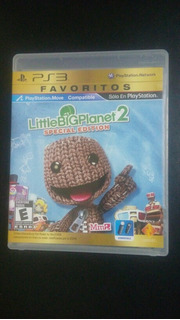 Little Big Planet 2 Special Edition - Play Station 3 Ps3