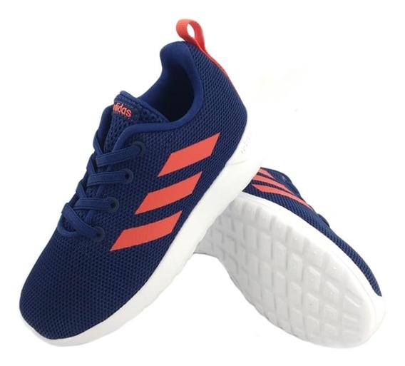 Zapatillas adidas Lite Racer Cln Infantil Azul Full Eezap