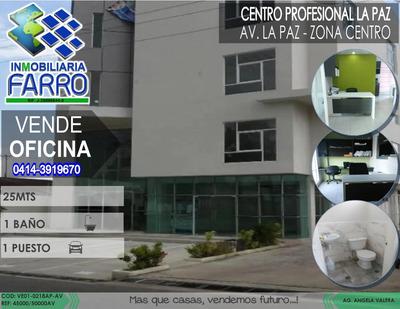 Venta Oficina Av La Paz Ve01-0218ap-av