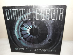 Cd Dimmu Borgir Death Cult Armageddon 2003 Ler Mais...