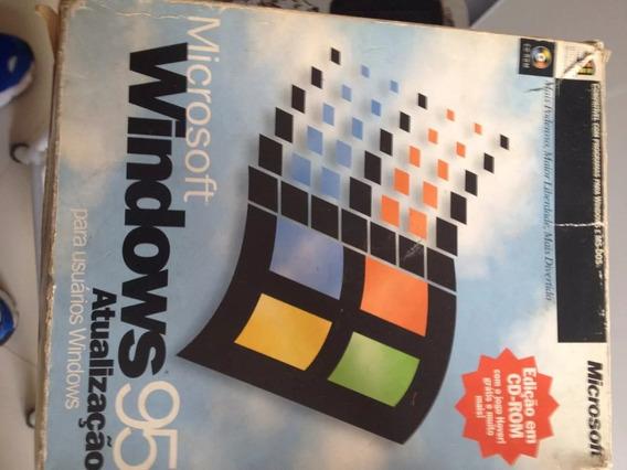 Windows 95 Na Caixa Original