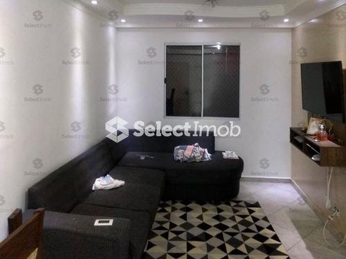 Apartamento - Parque Sao Vicente - Ref: 1103 - V-1103