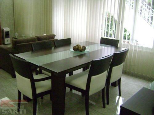 Imagem 1 de 15 de 3 Dormitórios - Armários Embutidos - 03 Vagas  - St5649