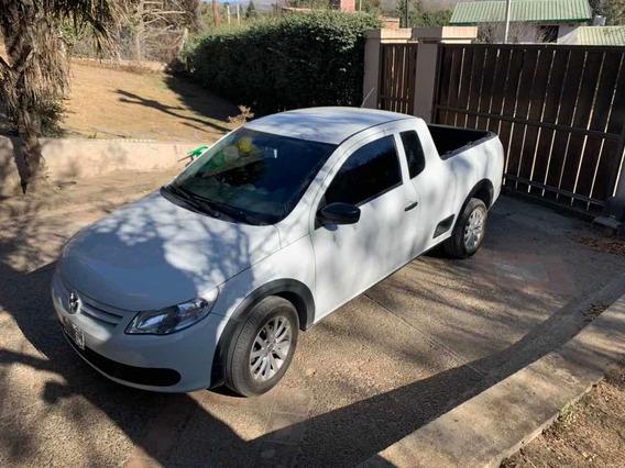 Volkswagen Saveiro 2013 1.6 Ce Pack Elect.+ Llantas Acero