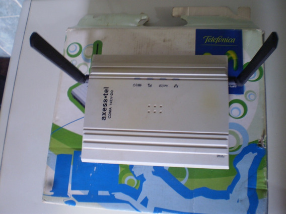 Modem Axesstel D8190a Linea Cdma Internet Ilimitado