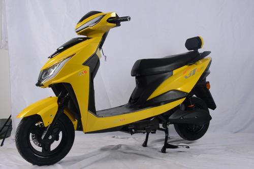 Imagen 1 de 15 de Moto Scooter Electrica  2000 W Con Bateria Litio 72 Voltios