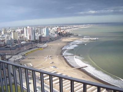 Venta O Permuta Departamento Frente Mar Edificio Havanna