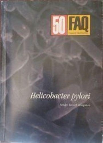 Livro Helicobacter Pylori Sender Jankiel Miszputen