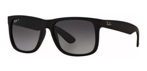 Oculos De Sol Masculino Polarizado Justin Acetato + Brinde