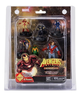 Heroclix - Marvel - Fast Forces - Avengers Infinity