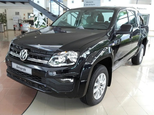 Volkswagen Amarok 2.0 Cd Tdi 180cv Comfortline At Financio V