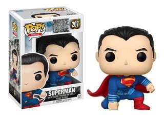 Funko Pop! Dc, Superman (justice League) #207