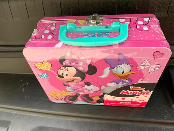Loncheras Metálicas De Peppa, Toy Story, Minnie, Paw Patrol