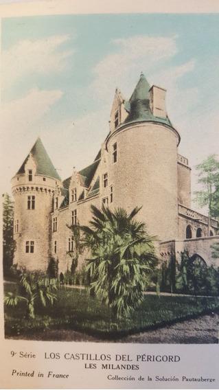 Postales De Castillos De Francia