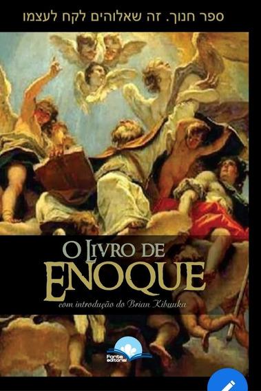 O Livro De Enoque 2019 Livro Histórico Bíblico Apócrifo