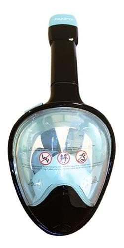 Máscara De Buceo Full Face 20 | Hydro Máscara De Snorkel