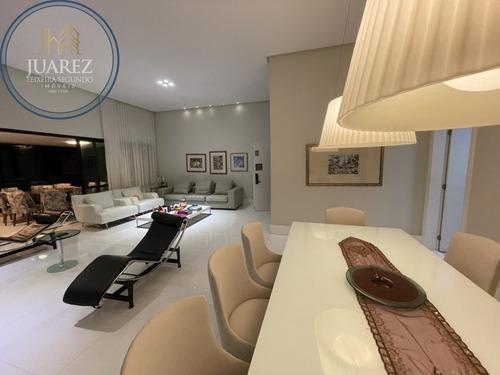 Imagem 1 de 17 de Apto No Villaggio Panamby 235m2 Andar Alto 3 Suítes + Home Office Vista Panorâmica! - 07302 - 69427652