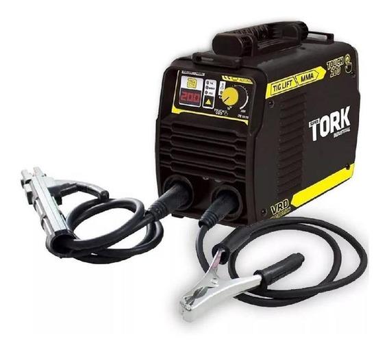 Máquina Inversora De Solda 200a Tig Lift - Ite-10200 - Tork