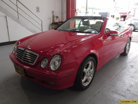 Mercedes Benz Clase Clk 320 Convertible