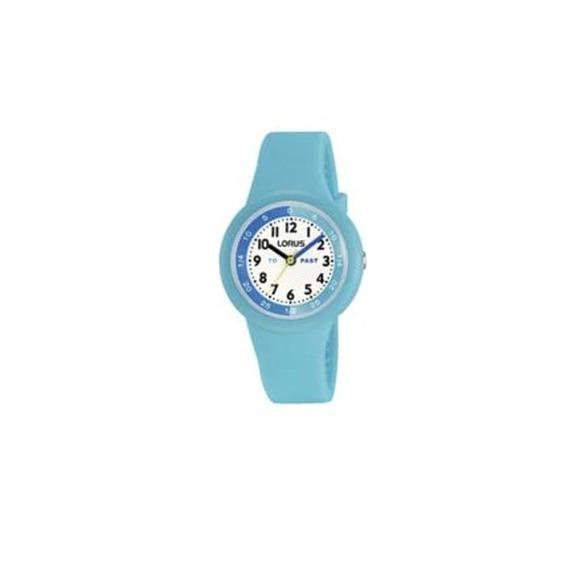 Reloj Lorus By Seiko Rrx01fx9 Niño Celeste Garantia Oficial