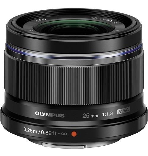 Lente Olympus M.zuiko Digital 25mm F/1.8 Lens