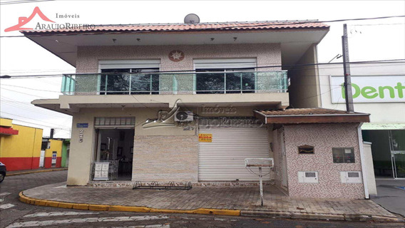 Casa Com 3 Dorms, Centro, Tremembé, Cod: 2256 - A2256