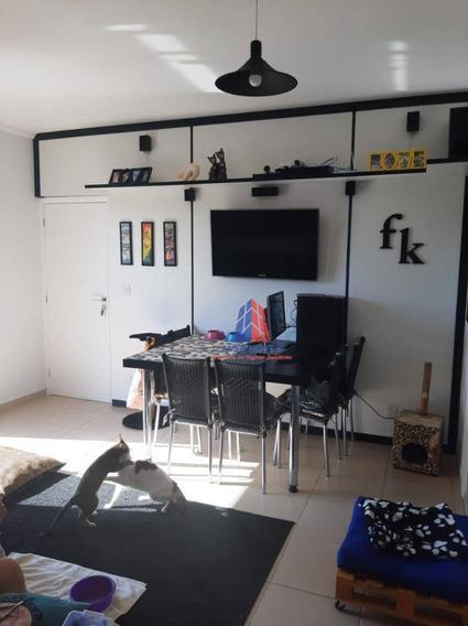 Apartamento Com 2 Dormitórios À Venda, 7300 M² Por R$ 270.000 - Cond. Sol Nascente - Morada Do Sol - Americana/sp - Ap1155