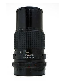 Objetiva Lente 135mm F/4 Macro Pentax 6x7 - Ótica Perfeita