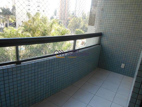 Imagem 1 de 12 de Apartamento Para Venda No Bairro Morumbi Em São Paulo Â¿ Cod: Nm3317 - Nm3317