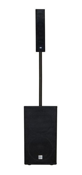 Vertical Array Dbr Va1800 Sistema Profissional 700w Rms