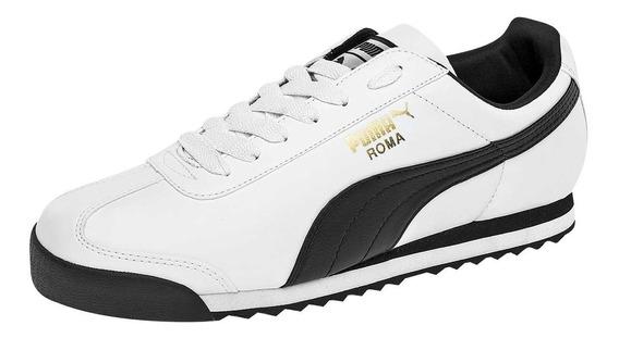 Tenis Puma Roma Basic Pm506 Genetic
